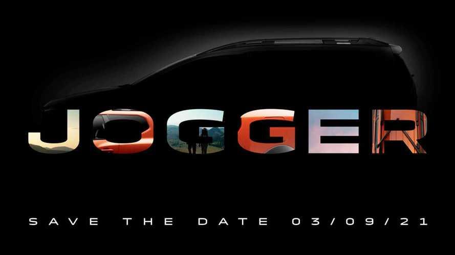 Dacia Jogger è pronta: il teaser del nuovo SUV (anche a 7 posti)