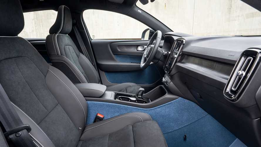 2022 Volvo C40 Recharge First Drive