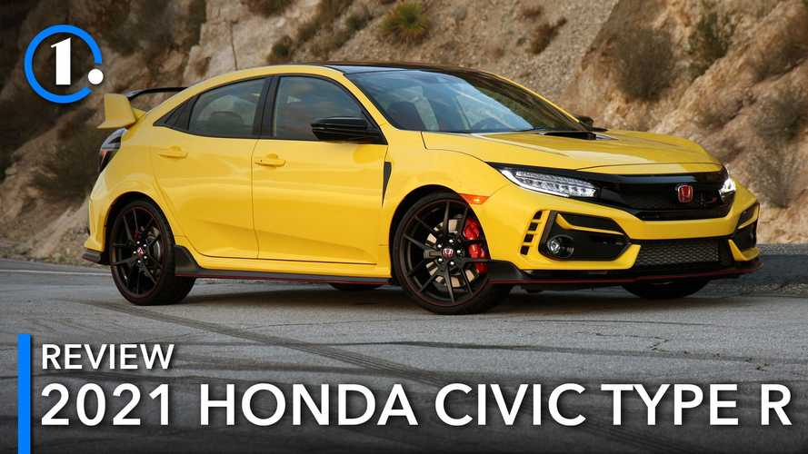 2021 Honda Civic Type R Limited Edition Review: Y'ello, Gorgeous!