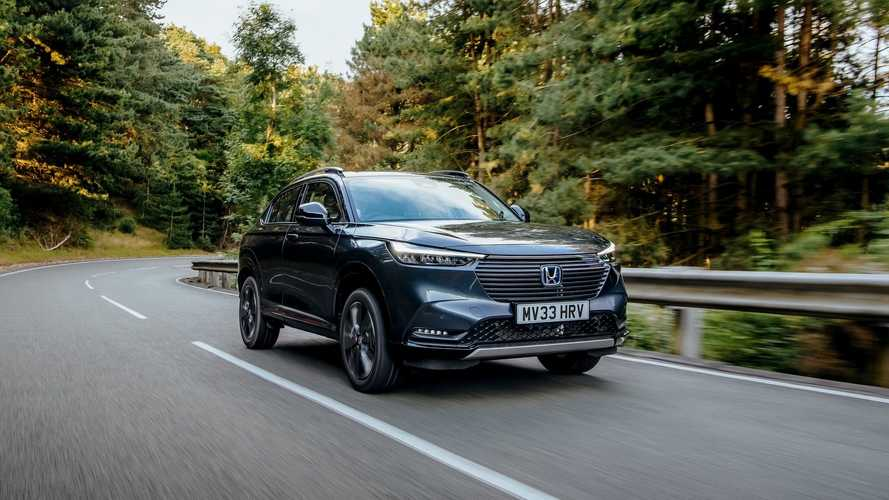 Honda HR-V 2022 e:HEV Eropa