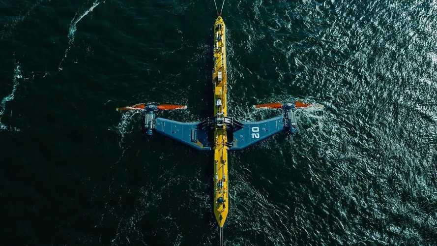 Avviata l'incredibile turbina mareomotrice più potente al mondo