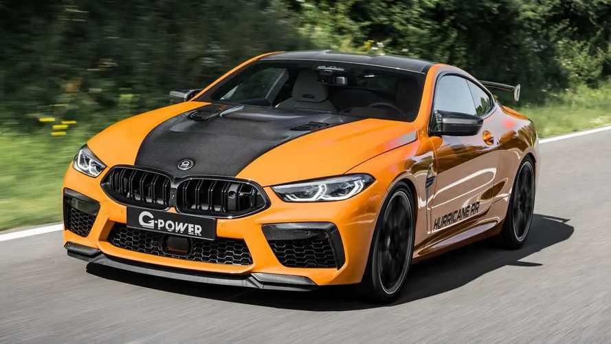 G-Power BMW G8M Hurricane RS und G-Power BMW G8M Hurricane RS