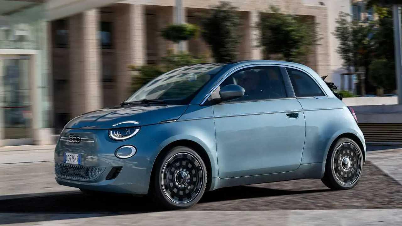 Fiat 500e: Ab 26.790 Euro