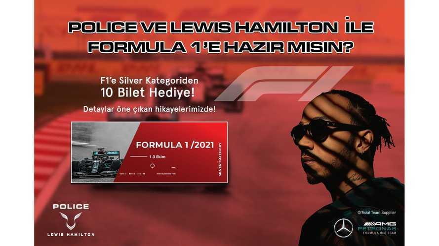 De Rigo'dan, 10 kişiye Formula 1'i izleme fırsatı