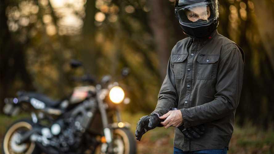 British Gear Maker RST Rolls Out New District Wax Riding Shirt