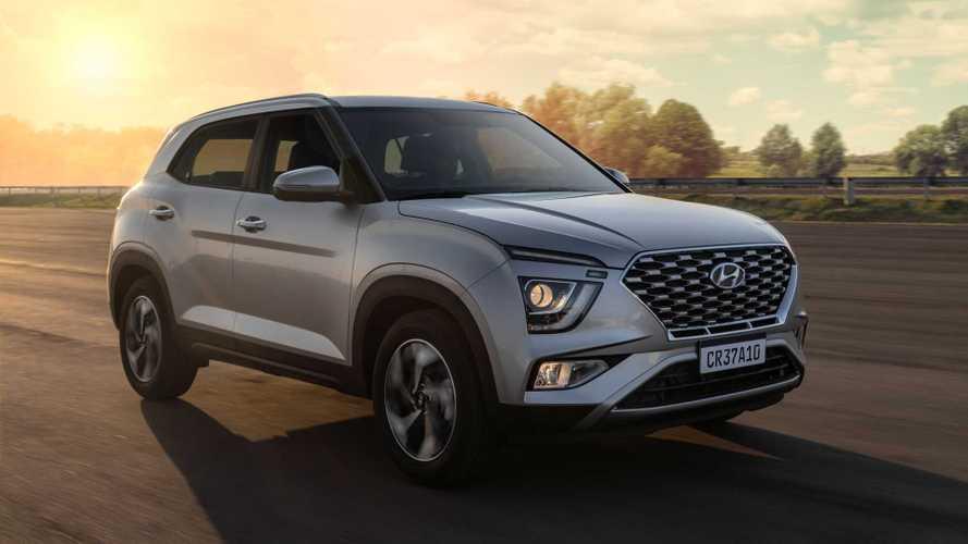 Novo Hyundai Creta 2022 já está mais caro; alta de até R$ 6 mil