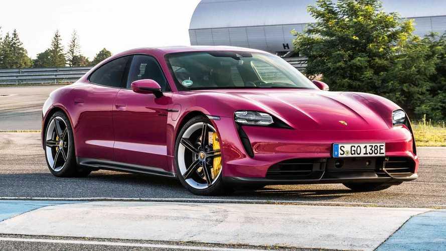 Porsche Taycan ve Taycan Cross Turismo, 2021 yılı için yenilendi