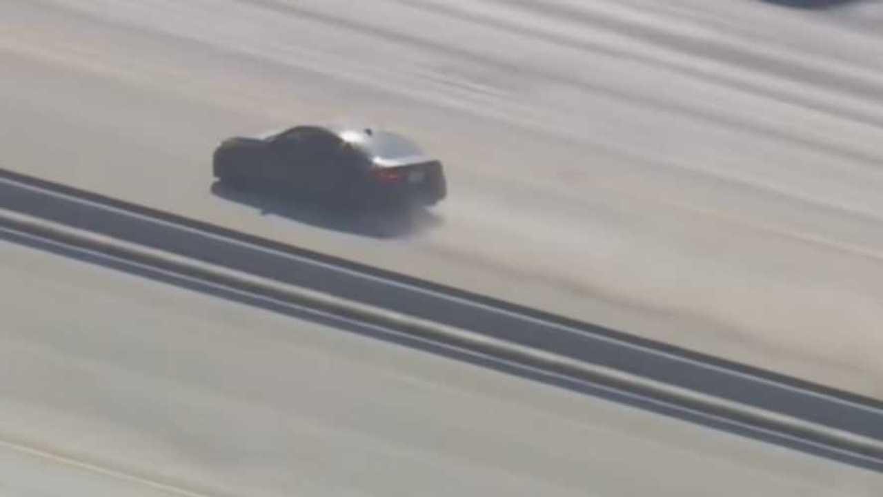 BMW üldözés