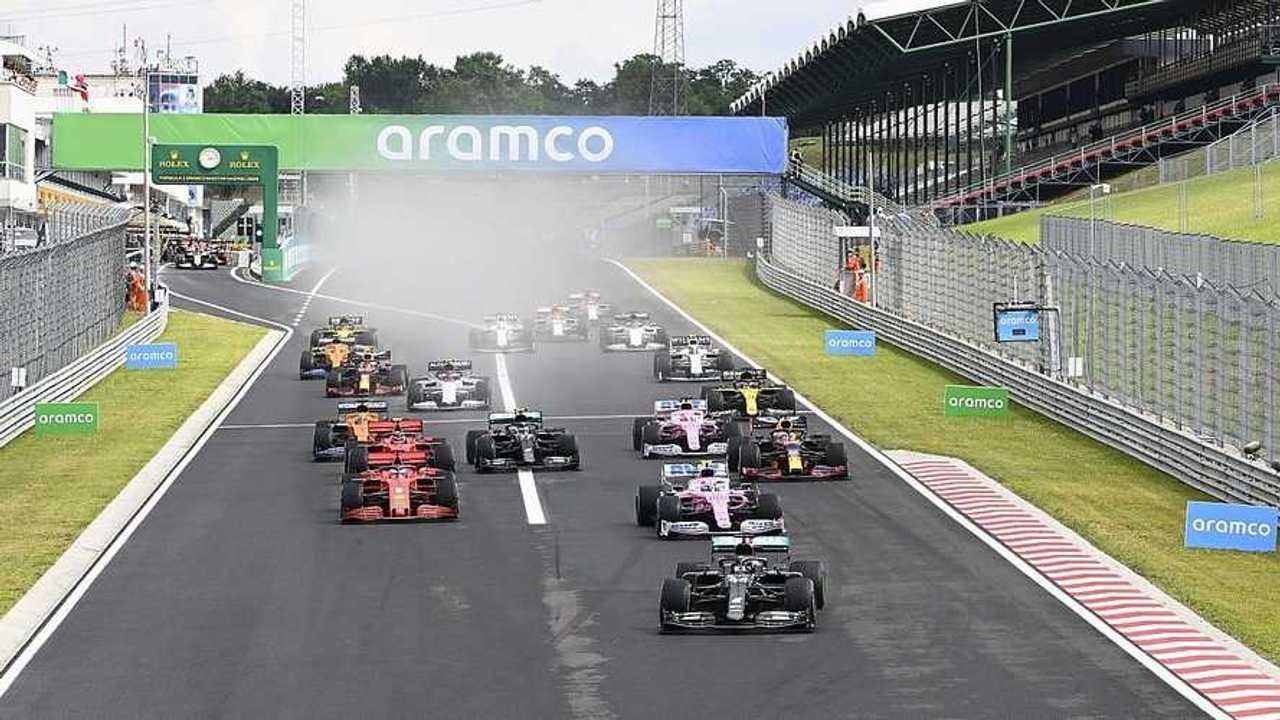GP Hungría Fórmula-1 2020