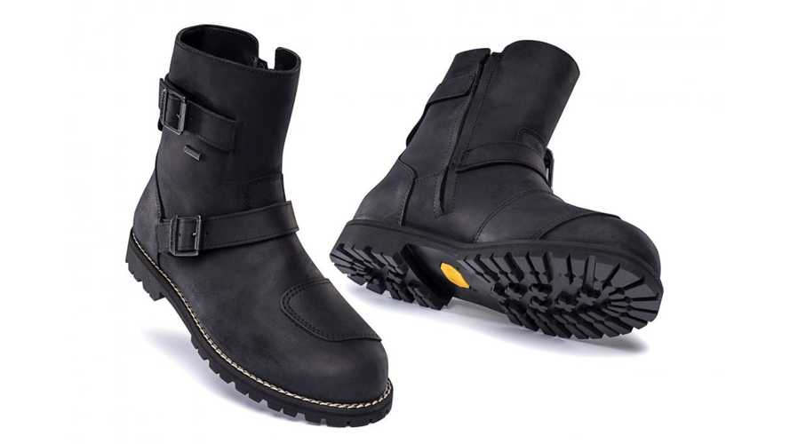 Stylmartins' Legend Mid Boots Keep It Fashionable And Functional