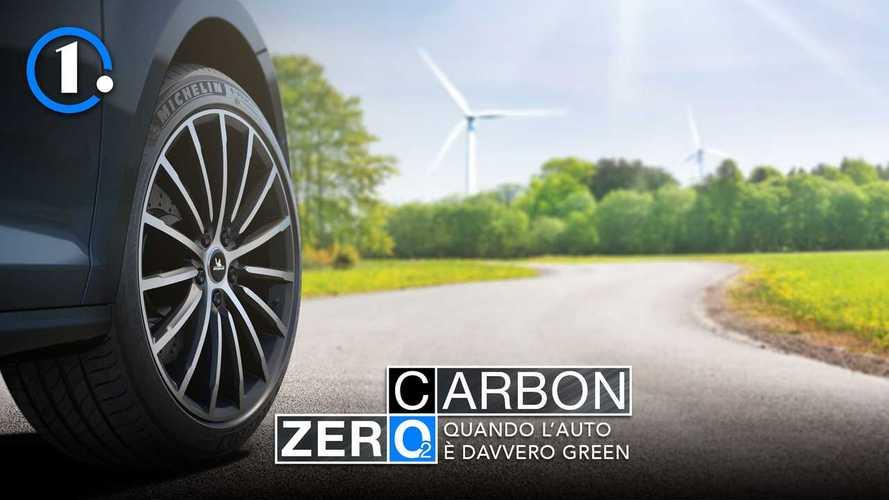 Anche i pneumatici sono al servizio dell'ambiente