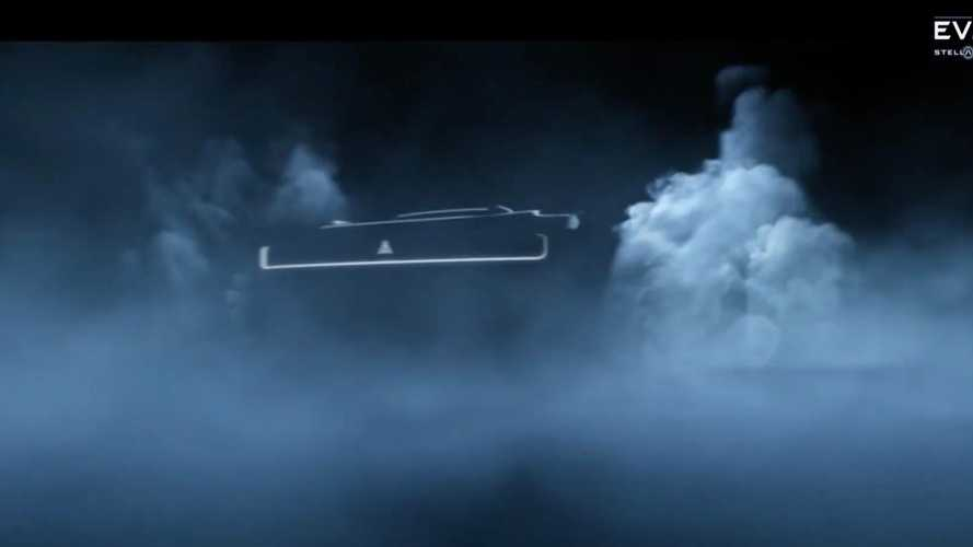Dodge electric muscle car teased ahead of 2024 launch
