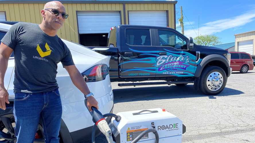 SparkCharge And Urgently Partner To Increase Availability Of Mobile EV Charging