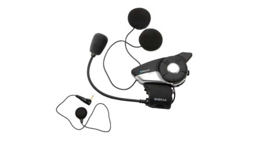 Sena Upgrades 20S EVO Comms With HD Speakers
