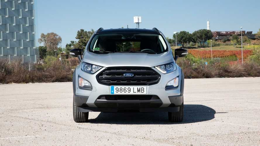 Prueba Ford EcoSport Active 1.0 EcoBoost 125 CV