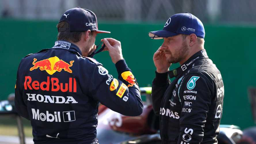 Bottas: Not getting official Monza 2021 F1 pole stat 'annoying'