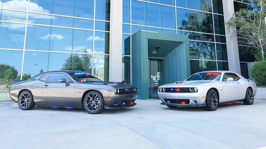Arizona Police Buys Two Dodge Challengers For Patrol Duties