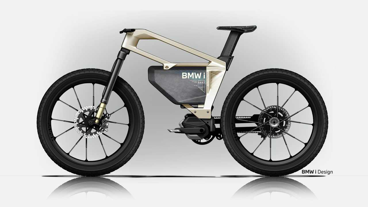BMW i Vision AMBY (2021)