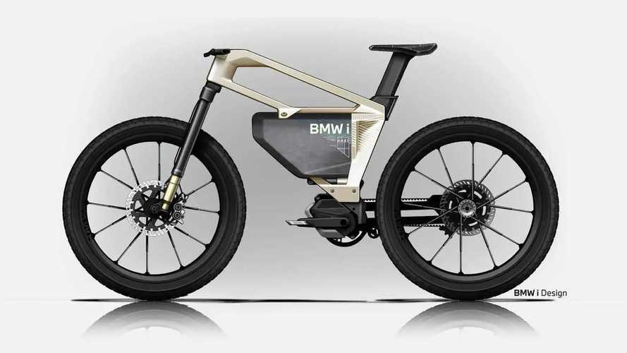 BMW apresenta bike elétrica com até 300 km de alcance