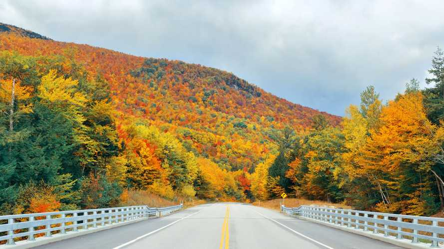Canossa's Spectacular Fall Rally Of New England Returns This Year