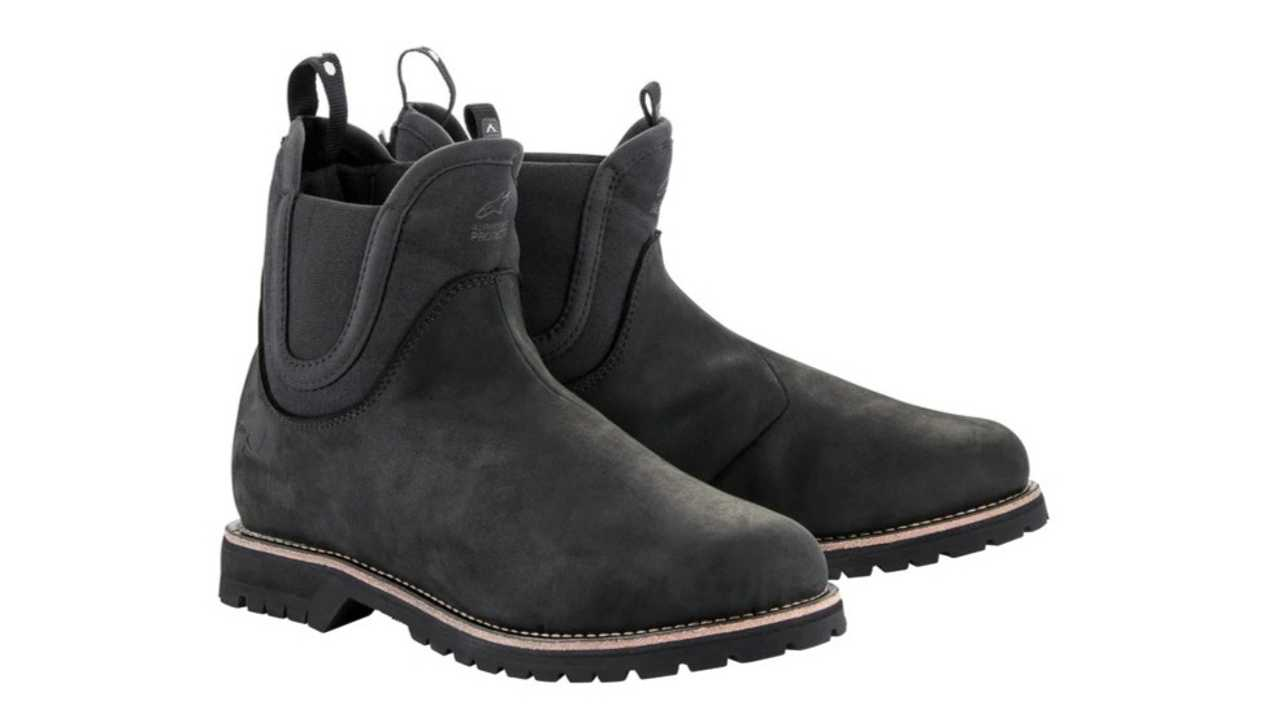 Alpinestars Releases Retro-Styled Turnstone Leather Boots