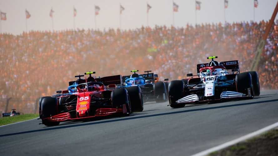 Türkiye GP: Bottas kazandı, Hamilton beşinci oldu!