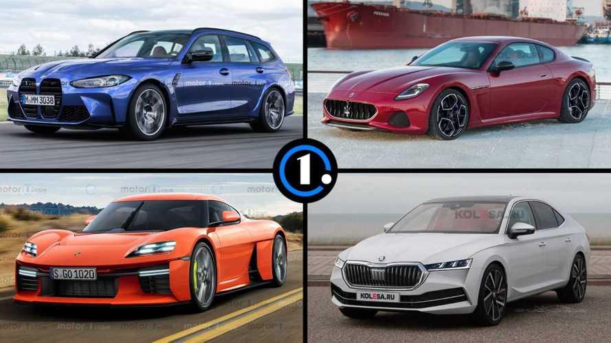 Motor1.com's Best Renderings Of The Week
