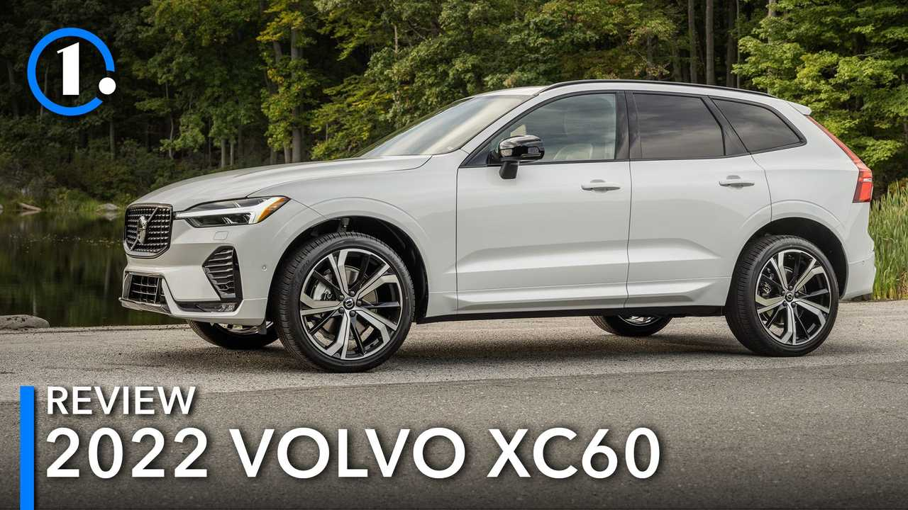 2022 Volvo XC60 First Drive REview