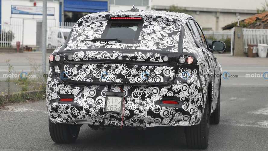 Photos espion Alfa Romeo Tonale - Août 2021