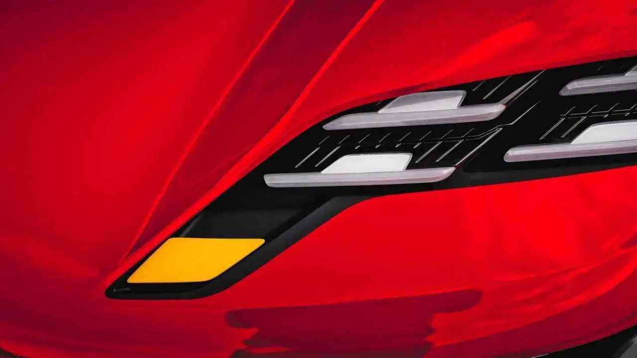Porsche teasert Elektro-Designstudie an