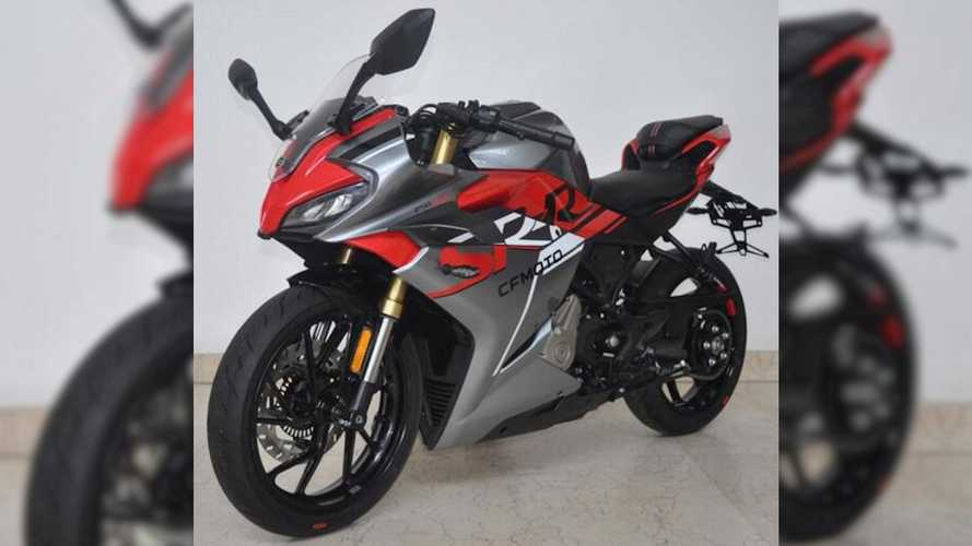 CFMoto Expected To Launch 250SR-R Soon