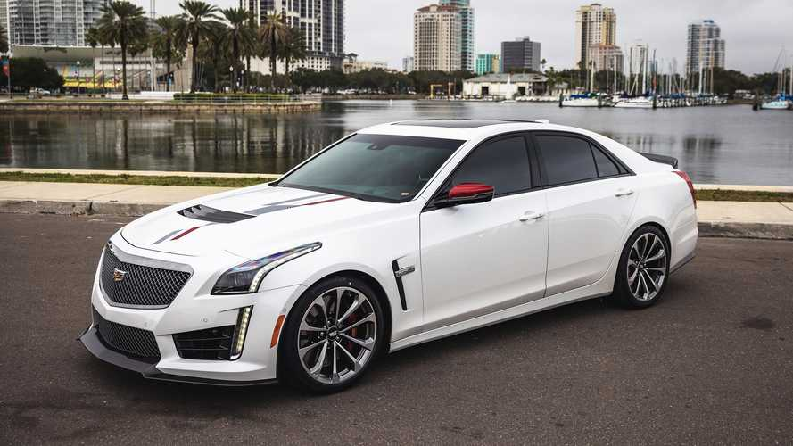 Last Call! Enter To Win This Cadillac CTS-V Championship Edition