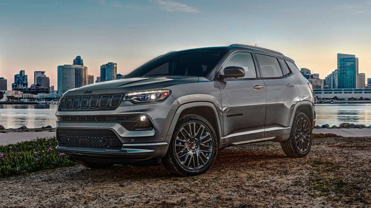 Jeep Compass 2022 - EUA