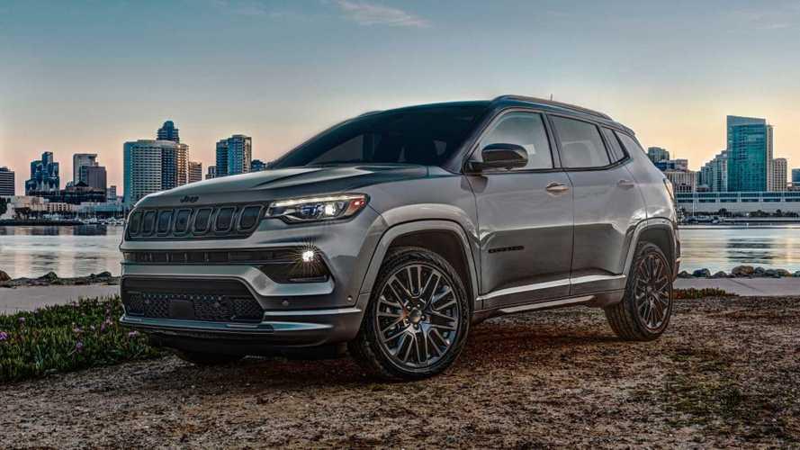 Depois do Brasil, Jeep Compass 2022 estreia reestilização nos EUA