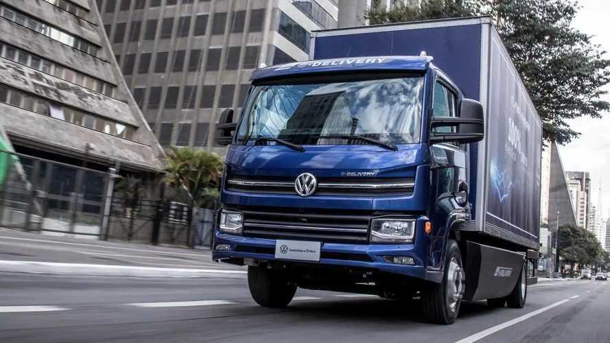 Carregadores da ABB já estão disponíveis para o VW e-Delivery