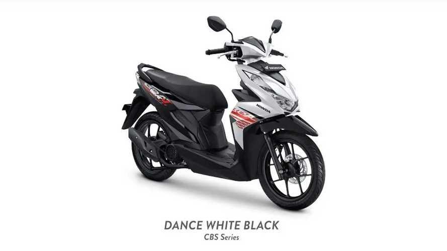 PT AHM Segarkan Honda Beat Series dengan Warna Baru