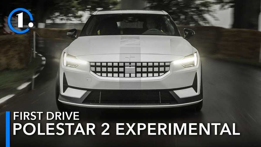 Polestar 2 Experimental First Drive: Mad Science