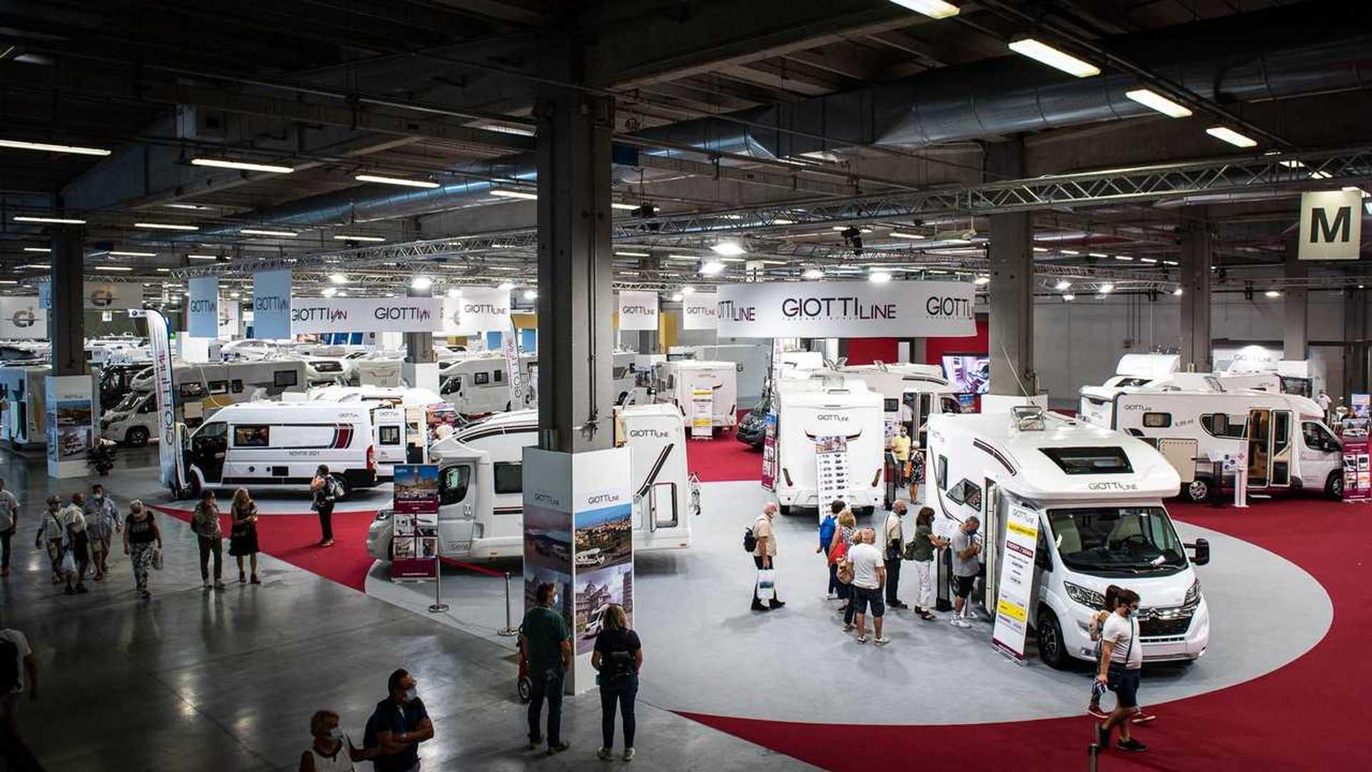 Salone del Camper di Parma: appuntamenti; esposizione; novita