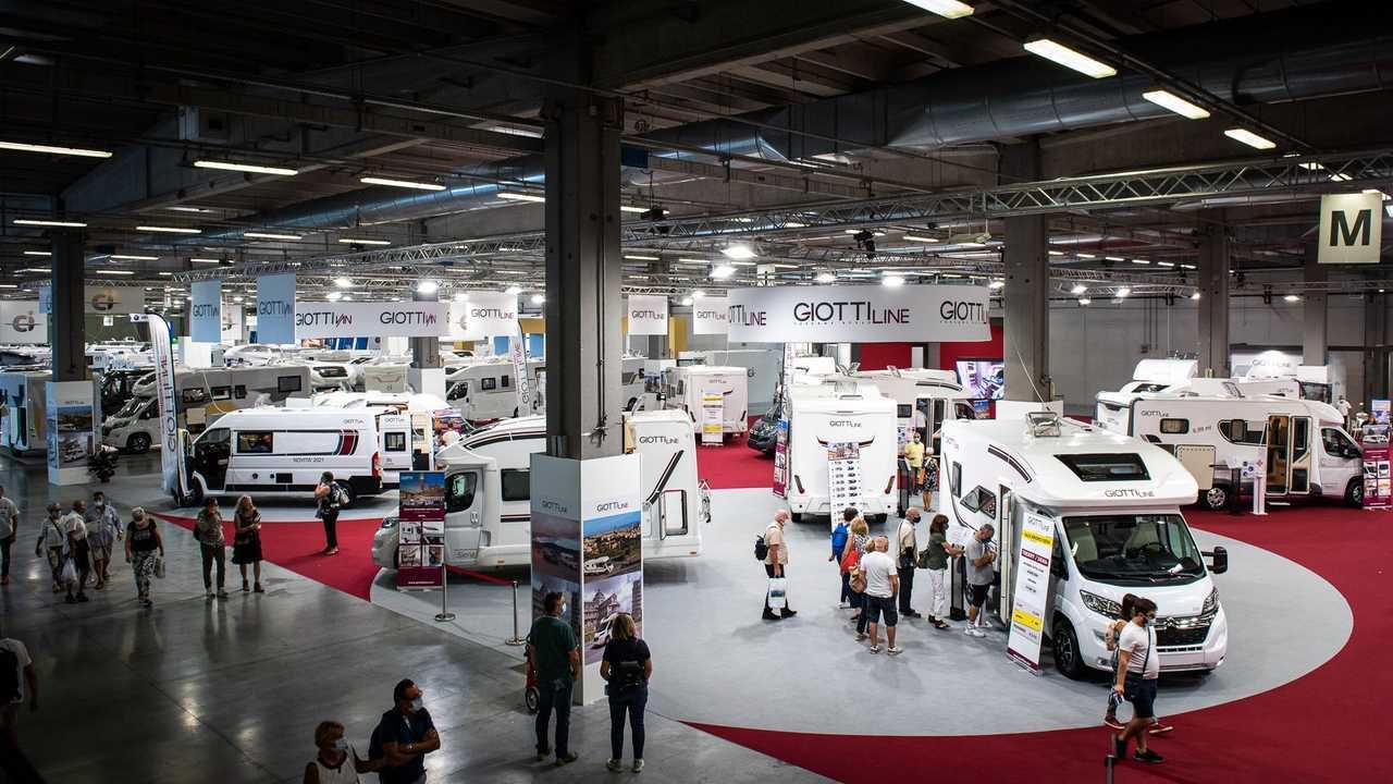 Il Salone del Camper di Parma 2021