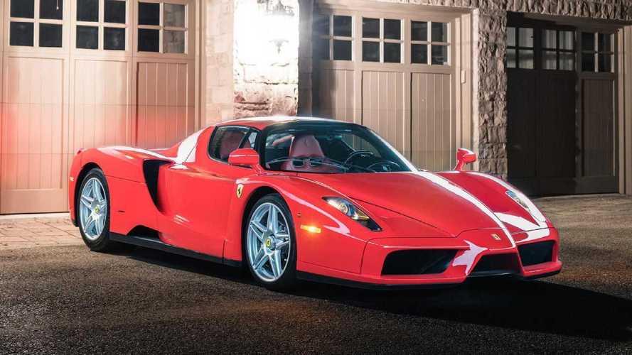 Este Ferrari Enzo se ha vendido por 3,2 millones de euros