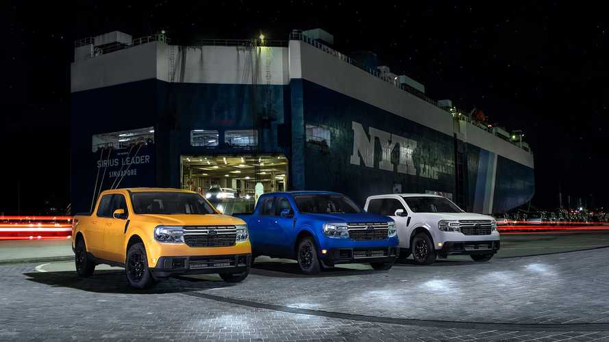 Ford Maverick 2023 desembarca no Brasil na versão Lariat FX4