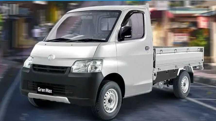 Daihatsu Tidak Akan Mengubah Tampilan GranMax Pick Up