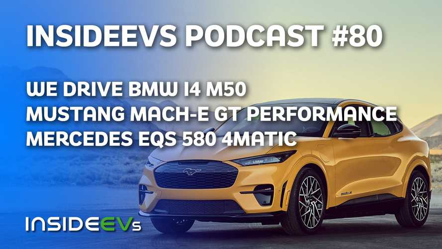 We Drive BMW i4 M50, Ford Mach-E GT Performance, And Volvo C40 Recharge