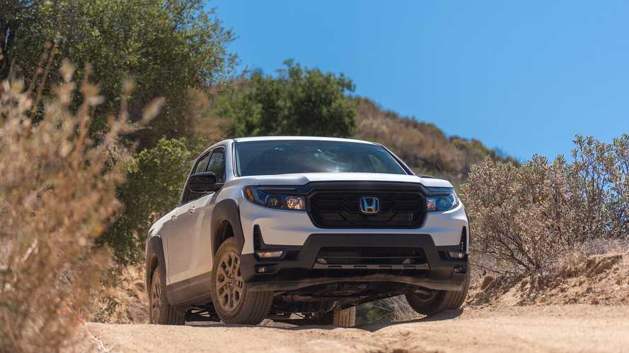 2022 Honda Ridgeline Will Get A Bit Of A Price Bump