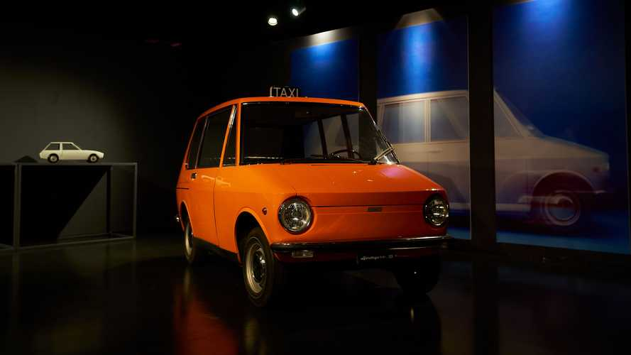 Fiat 850 City Taxi (1968)