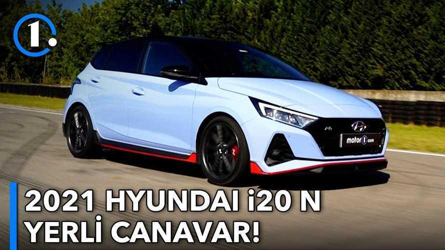 2021 Hyundai i20 N | İlk Pist Sürüşü
