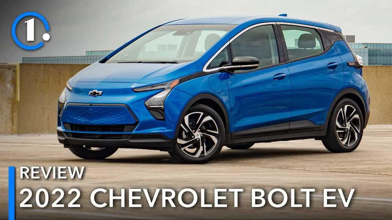 2022 Chevrolet Bolt EV Review