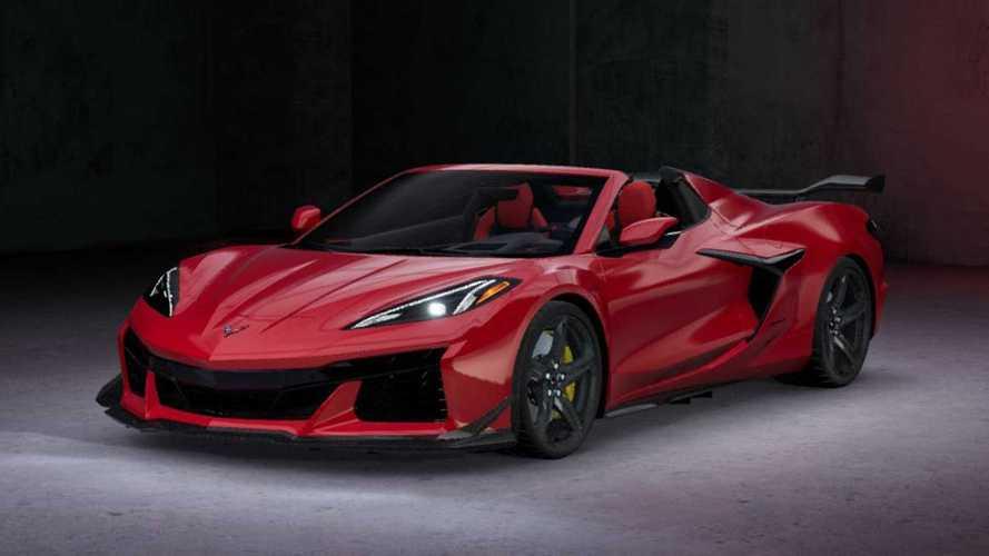 Chevy C8 Corvette Z06 Visualizer Lets You Create Your Dream Machine