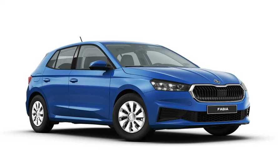 Skoda Fabia Easy (2021): 13.990-Euro-Kampfansage an Dacia