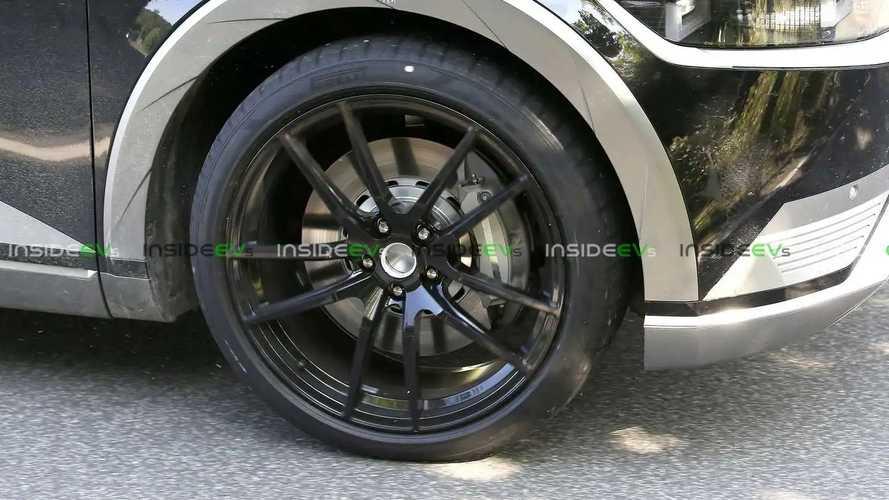 Hyundai Ioniq 5 N spy photos